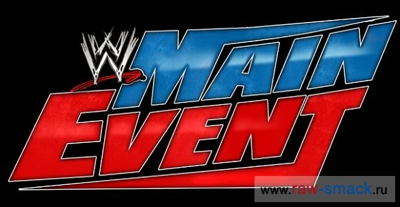 WWE Main Event 19.08.2014