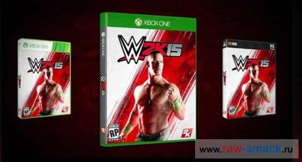 The Making of WWE 2K15