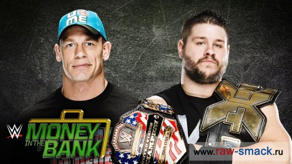 WWE Money in the Bank 2015