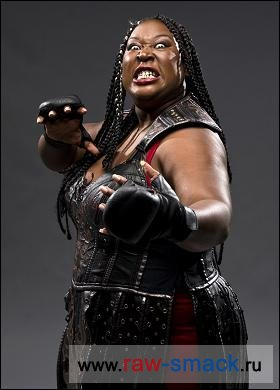 TNA расторгли контракт с Awesome Kong